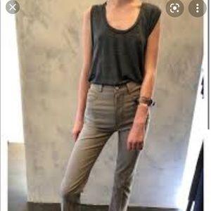 Isabel Marant 100% Linen Grey T Shirt